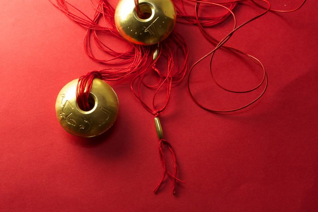 Nuba Maghreb pendants