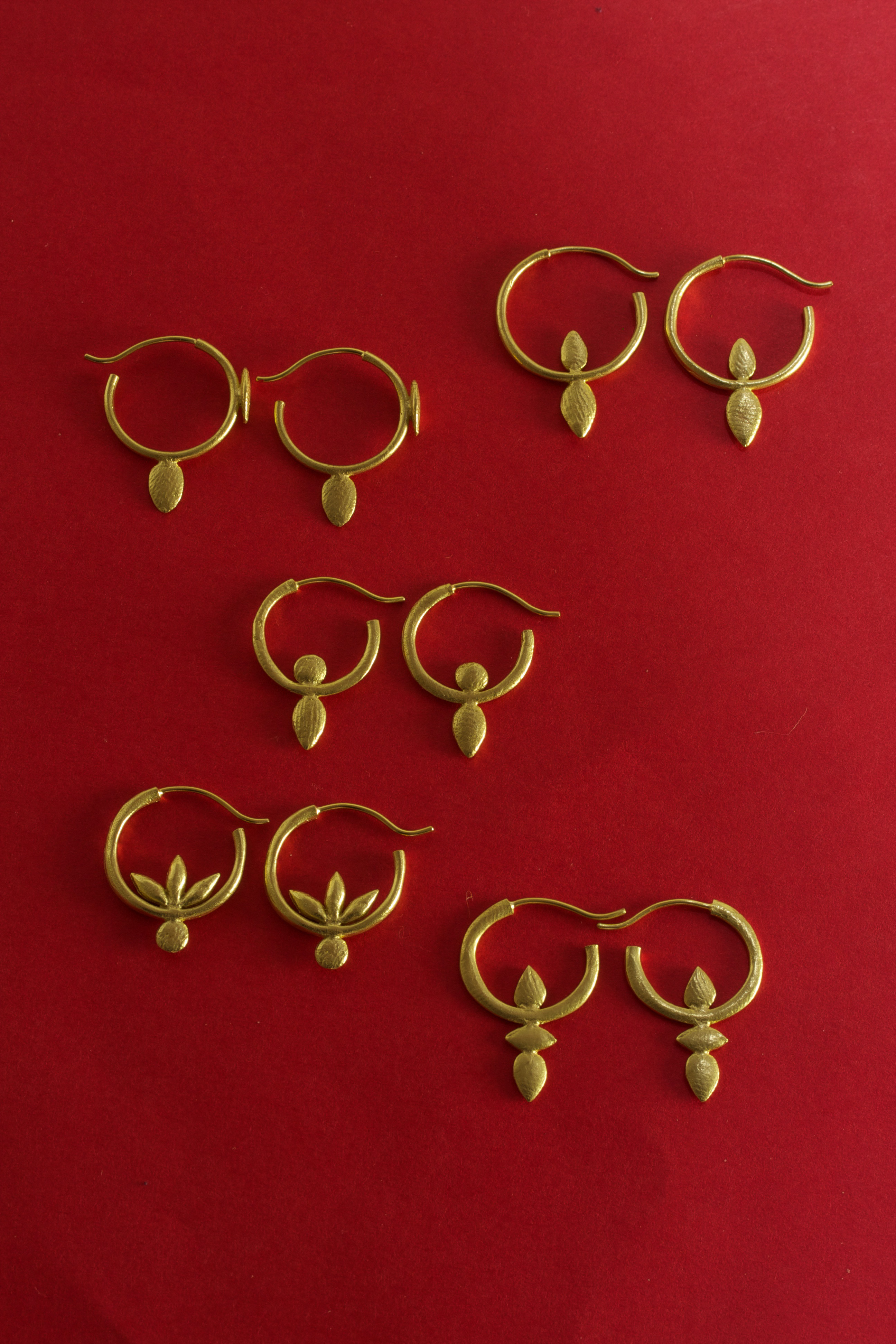 Nuba Serengetti earrings